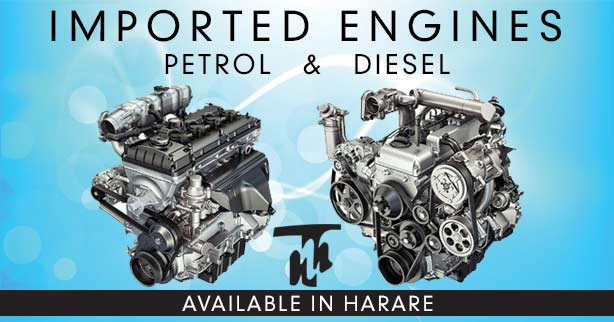 Japanese Used Diesel Engines in Harare, Zimbabwe