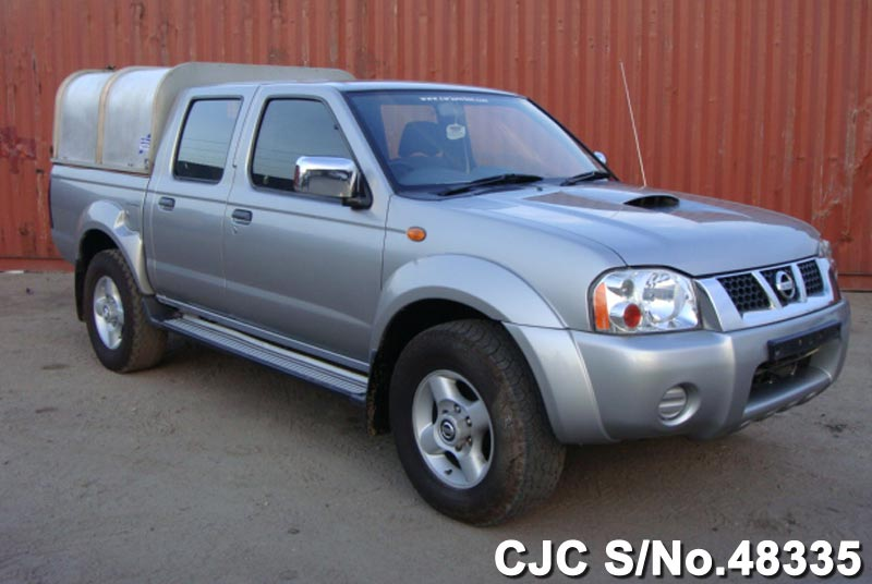 Used Nissan Navara 2004 In Silver Colour For Sale In