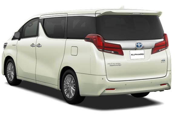 Toyota Alphard in  for Sale Image 1