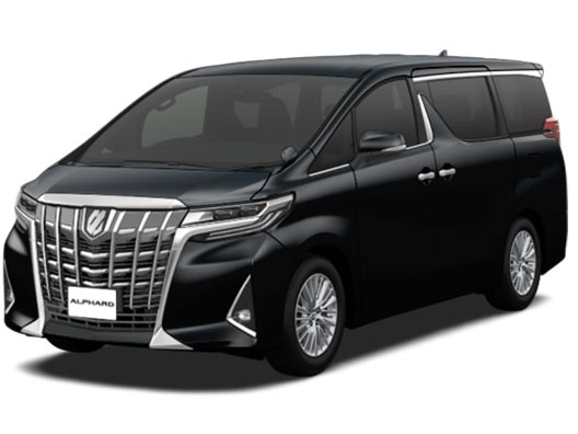 Toyota Alphard in  for Sale