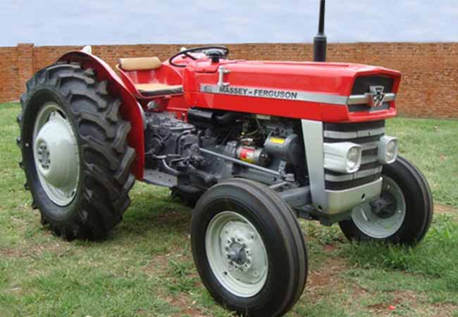 1973 Massey Ferguson 135 : Massey ferguson tractor pictures to pin on
