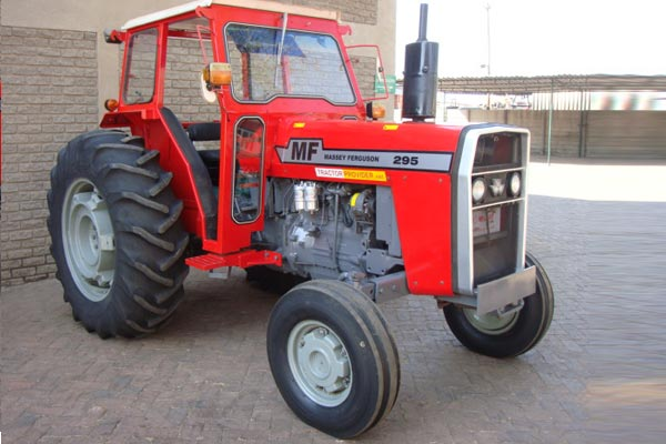 Massey Ferguson / MF-295 Stock No. TM1185865