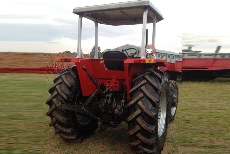 Tractor For Sale In Fiji Islands
