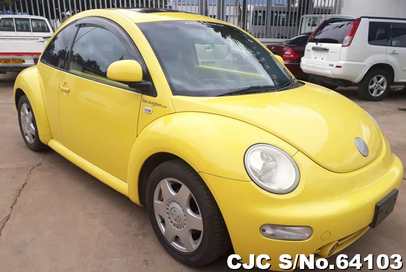 Volkswagen / Beetle 2003 Stock No. TM1130146