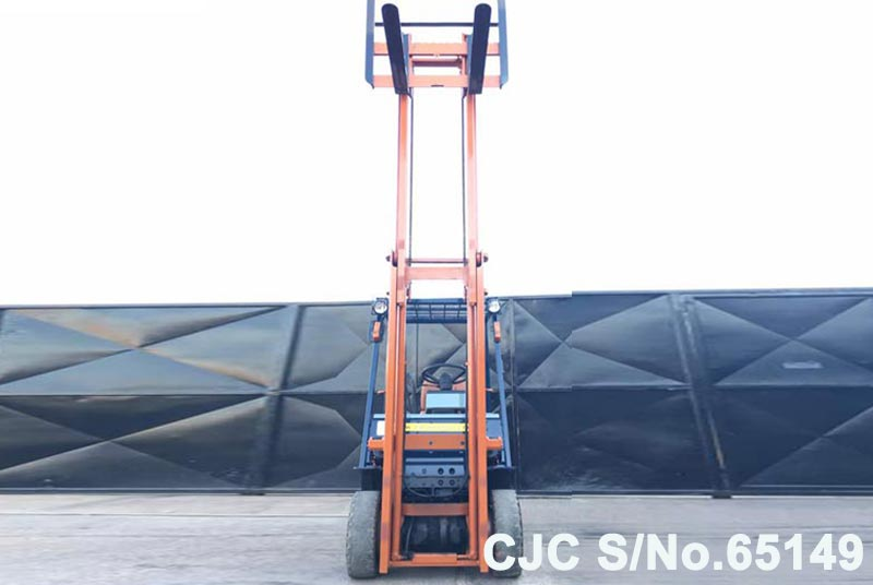 Toyota A5FG15 Forklift for Sale Image 4