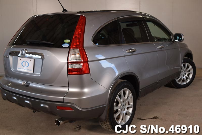 Used honda crv 2006 in gray colour for sale in harare for Gray honda crv