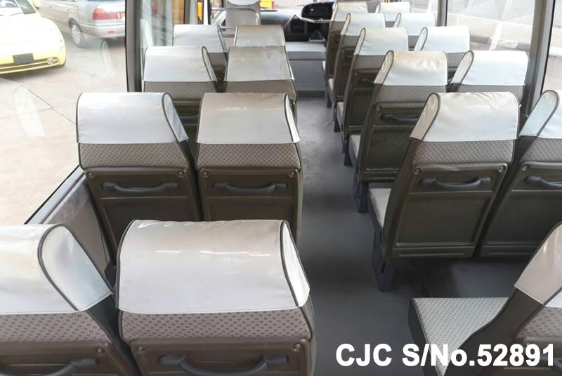 Toyota Coaster in White for Sale Image 10