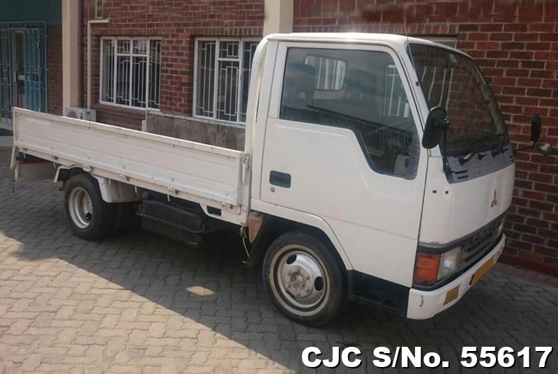 Mitsubishi Canter in White for Sale Image 7