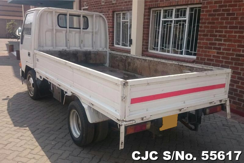 Mitsubishi Canter in White for Sale Image 1