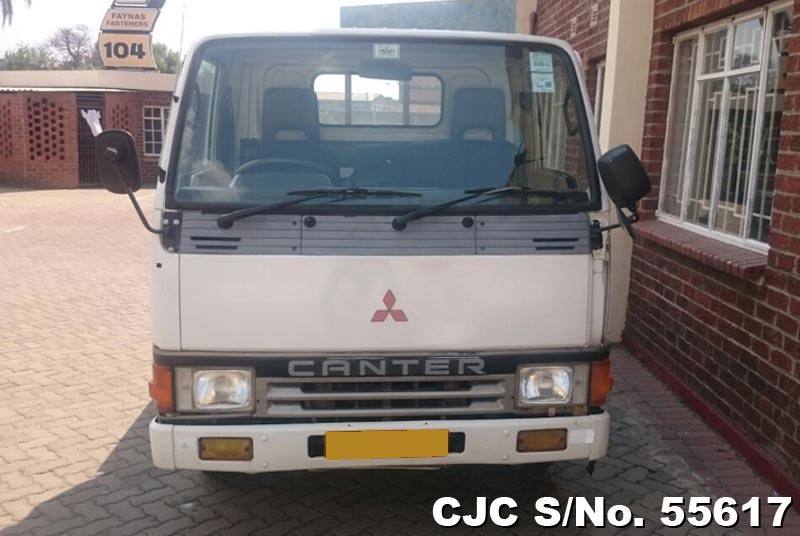 Mitsubishi Canter in White for Sale Image 3