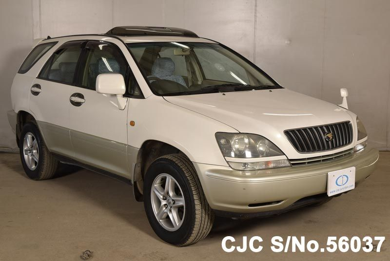 Toyota / Harrier 2000 Stock No. TM1173065
