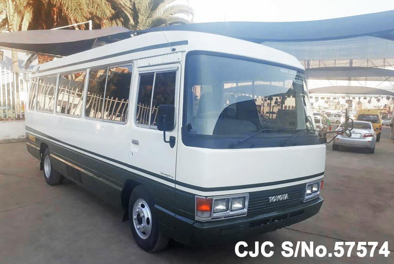 Toyota / Coaster 1990 Stock No. TM1147575