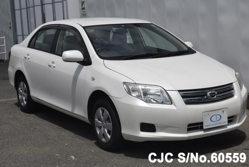 Toyota / Corolla Axio 2007 Stock No. TM1195506