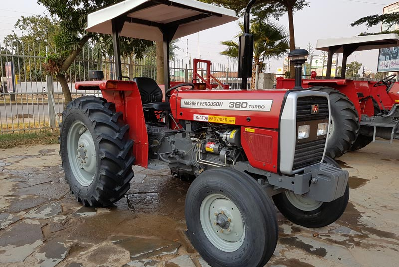 Massey Ferguson / MF-360 Stock No. TM1164116