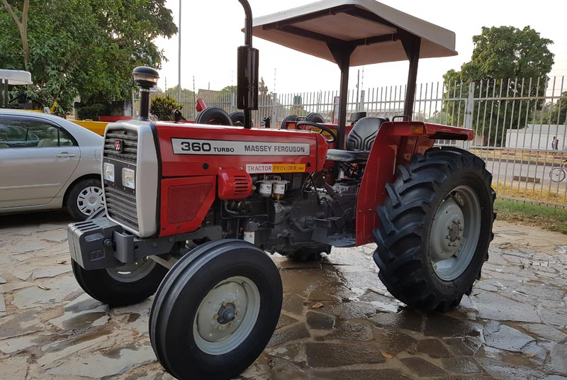 Massey Ferguson MF-360 tractor for Sale Image 3