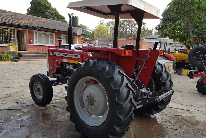 Massey Ferguson MF-360 tractor for Sale Image 1