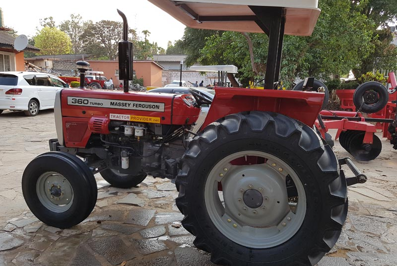 Massey Ferguson MF-360 tractor for Sale Image 5