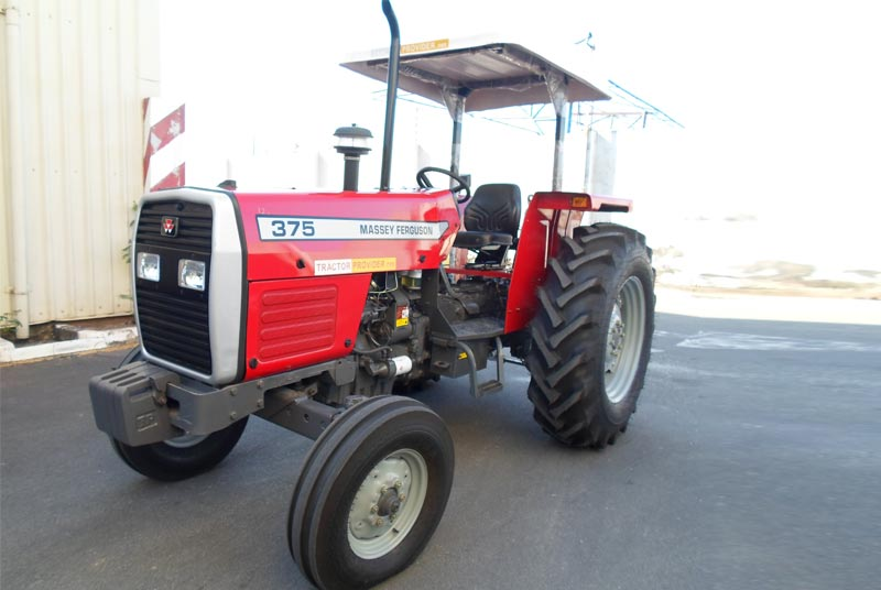 Massey Ferguson / MF-375 Stock No. TM1174116