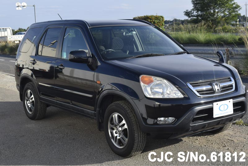Honda / CRV 2002 Stock No. TM1121816