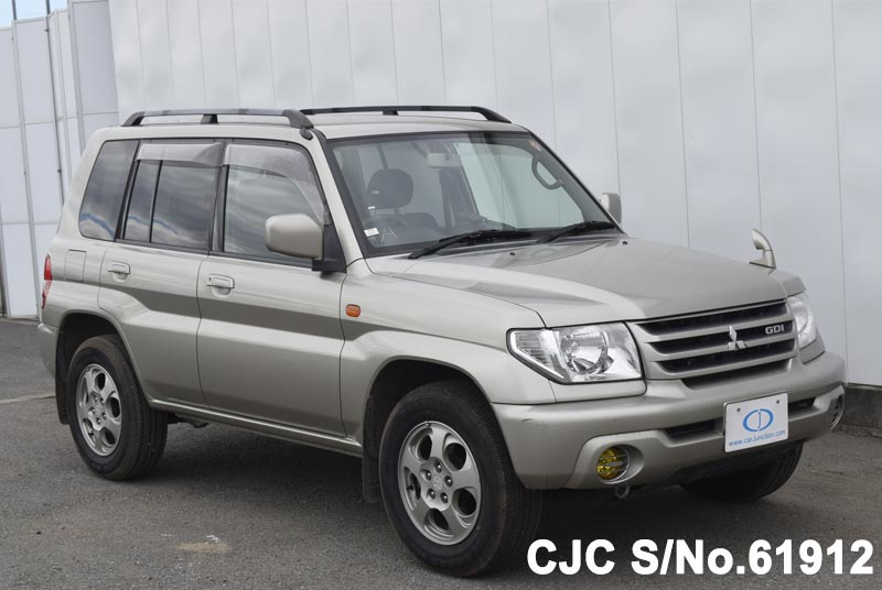 Mitsubishi / Pajero io 2001 Stock No. TM1121916