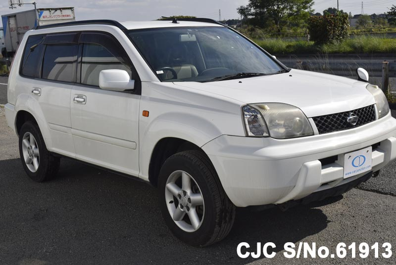 Nissan / X Trail 2001 Stock No. TM1131916