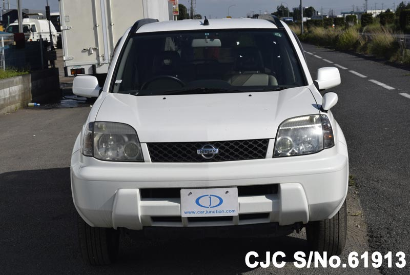 Nissan X Trail in White for Sale Image 3