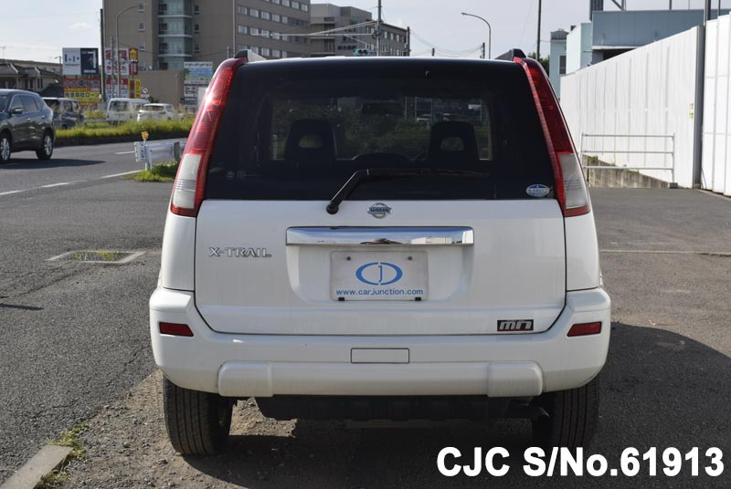 Nissan X Trail in White for Sale Image 4