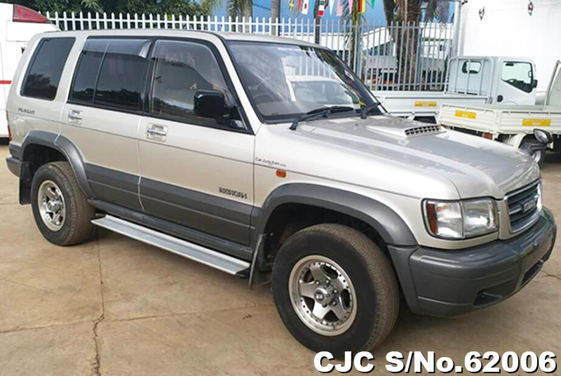 Isuzu Bighorn in Champagne for Sale