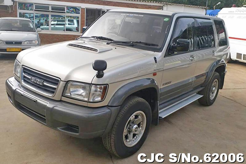 Isuzu Bighorn in Champagne for Sale Image 3