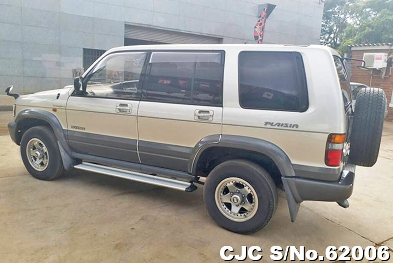 Isuzu Bighorn in Champagne for Sale Image 1