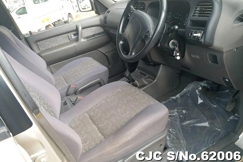 Isuzu Bighorn in Champagne for Sale Image 12
