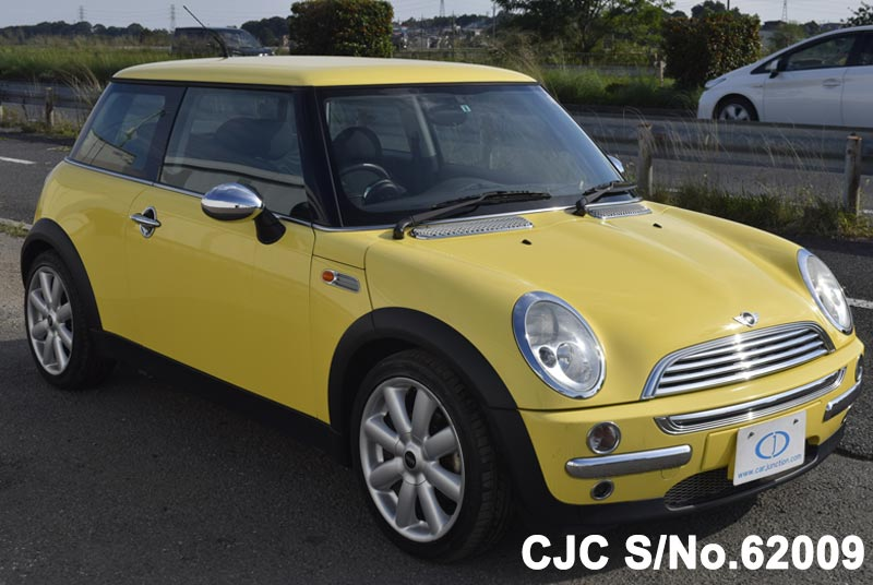 MINI / Cooper 2003 Stock No. TM1190026