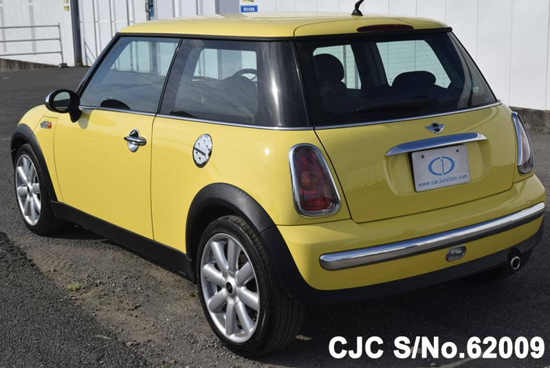 MINI Cooper in Yellow for Sale Image 1