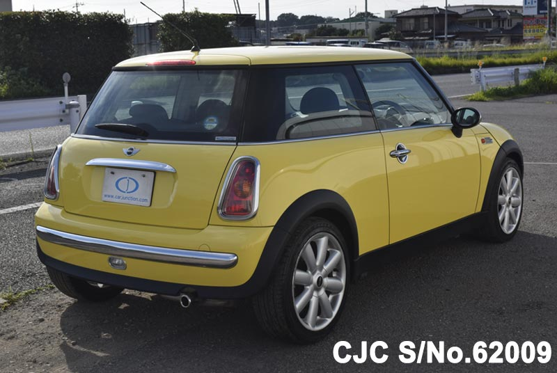 MINI Cooper in Yellow for Sale Image 2