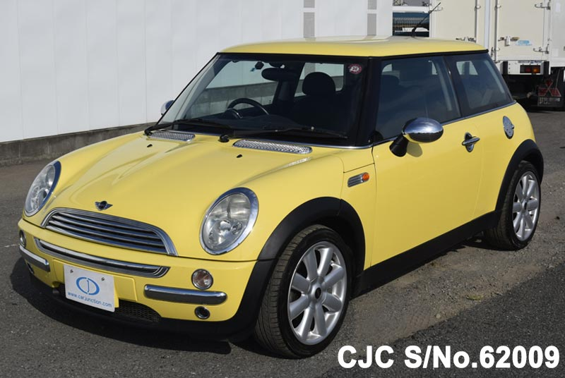 MINI Cooper in Yellow for Sale Image 3