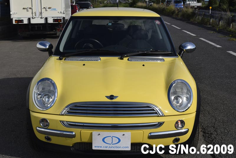 MINI Cooper in Yellow for Sale Image 4