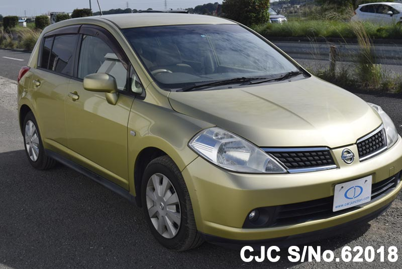 Nissan / Tiida 2005 Stock No. TM1181026