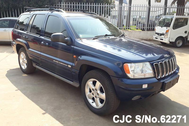 Chrysler / Jeep Cherokee 2003 Stock No. TM1117226
