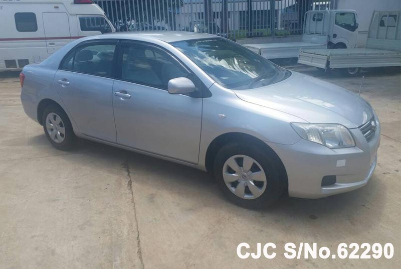 Toyota / Corolla Axio 2007 Stock No. TM1109226