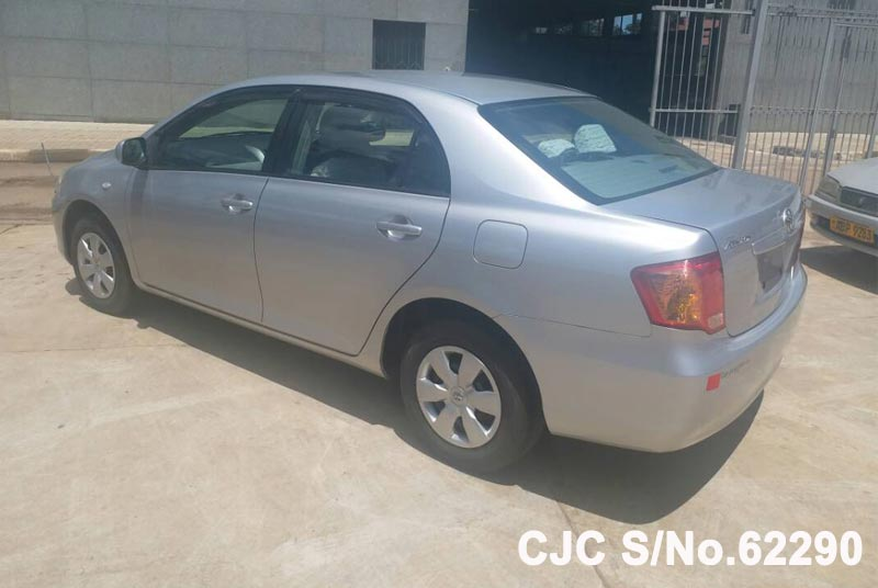 Toyota Corolla Axio in Silver for Sale Image 1