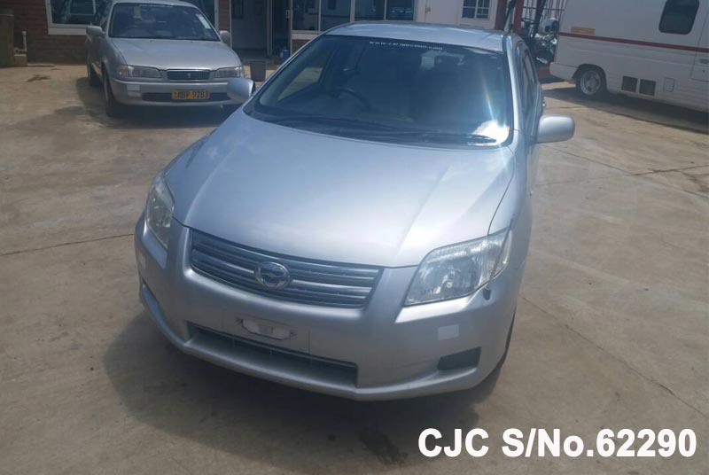 Toyota Corolla Axio in Silver for Sale Image 5