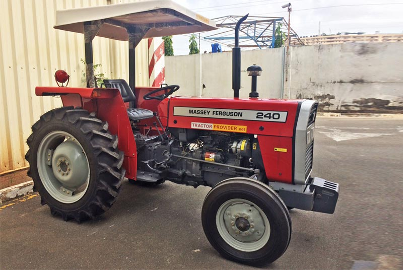Massey Ferguson / MF-240 Stock No. TM1163726