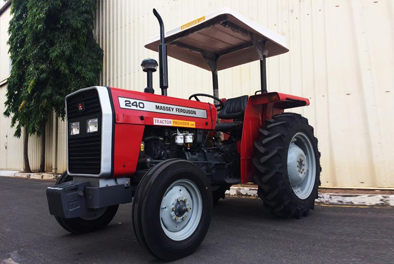 Massey Ferguson / MF-240 Stock No. TM1173726