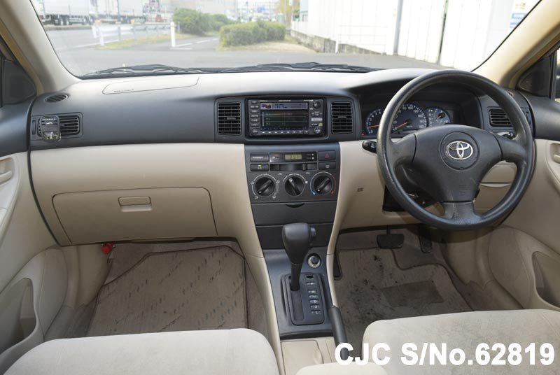 Toyota Corolla Runx in Beige for Sale Image 10