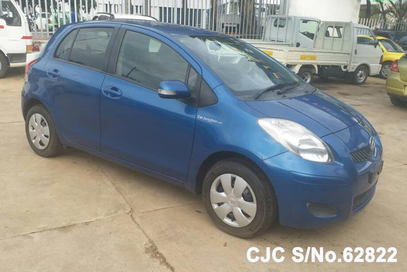 Toyota / Vitz - Yaris 2008 Stock No. TM1122826