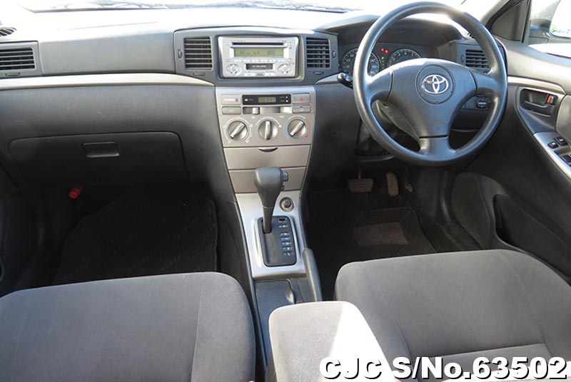 Toyota Allex in Light Blue for Sale Image 8