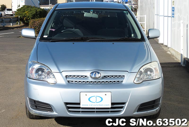 Toyota Allex in Light Blue for Sale Image 5