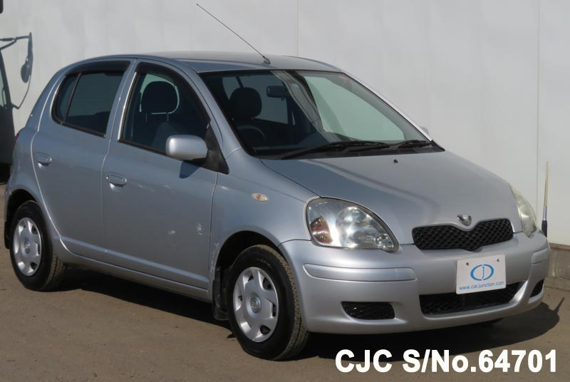 Toyota / Vitz - Yaris 2002 Stock No. TM1110746