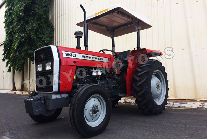 Massey Ferguson / MF-240 Stock No. TM1178907