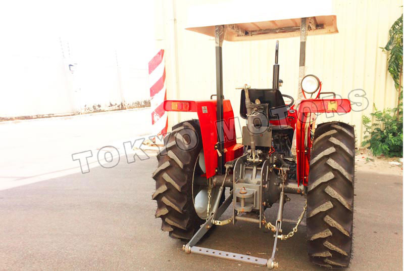 Brand New Massey Ferguson Mf 240 50 Hp Tractor For Sale In